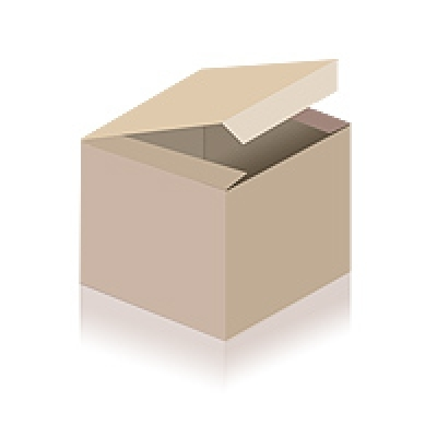 Yoga mat haut de gamme plus orange avec OM Mandala bâton