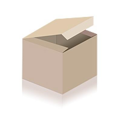 Yoga mat haut de gamme plus noir avec OM Mandala bâton