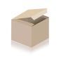 Coussin de méditation ovale GOTS Made in Germany, couleur: abricot / orange, Dernières pièces en stock!