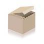 Coussin de méditation Rondo - motif brodé Lotus Om - lilas/noir